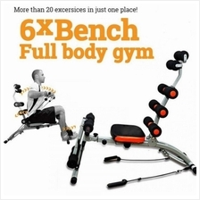 Fitness Equipment Sport Workout Gym AB Six Pack Care Exercise Machine