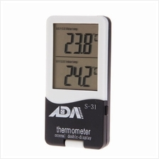 Ada External Double-display Thermometer