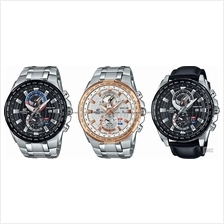 CASIO EFR-550D EFR-550L EDIFICE chronograph world time *Variants !