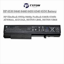 HP 6530 8440 6440 6450 6540 6550 Compatible Laptop Battery