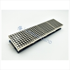 Dot matrix module (4x8x8, MAX7219)