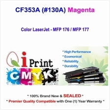 HP CF353A 130A MFP176 177 MAGENTA Toner Compatible * NEW Sealed *