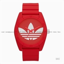 Adidas ADH6168 Unisex Santiago Watch Sports resin strap red