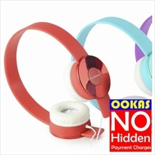 CLIPTEC Urban Candy Stereo Headset/Headphone for Mobile BMH831