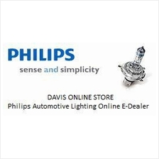 PHILIPS 85816KX2 Xenon HID replacement bulb H4 HL 6000K  - 300% (1pair