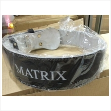 Matrix Gym Belt (Sport Fitness Tali Pinggang gym ) kulit high quality