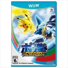 Pokken Tournament - Wii U