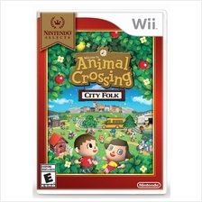 Nintendo Selects: Animal Crossing: City Folk - Wii or Wii U