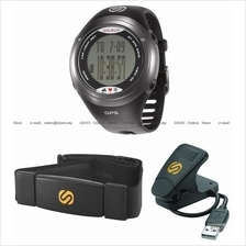 SOLEUS Running GPS Tour HRM large display rechargeable alti-compass