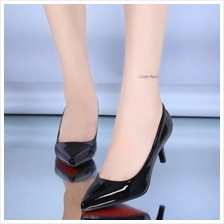 MT009925 OL Casual Heel Pointed Shoes