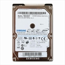 Samsung 160GB 5400RPM 8MB Cache PATA 2.5' Internal IDE Hardisk HDD