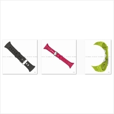 Suunto M1/M2 Plain Black Strap - M2 Fuchsia/Lime Strap *Back to Back