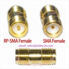 Low Loss 24K RP-SMA male/female to SMA female Gender changer Joint adapter