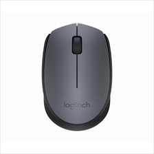 NEW ARRIVAL Logitech M170 wireless mouse up to 10 meter range connect