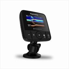Raymarine Dragonfly 4dvs Fishfinder with Chirp Downvision and Sonar