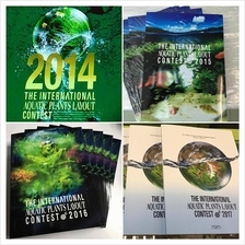 ADA Aquaplant Layout World Contest Book