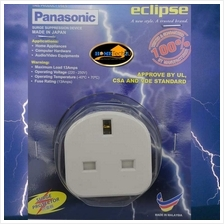 Panasonic Lightning Surge Protector Adaptor Plug Socket For TV etc