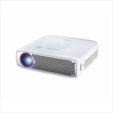 PHILIPS Picopix PPX4835 - LED Pocket Projector for Notebooks (720p HD)