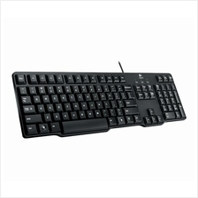 Logitech CLASSIC KEYBOARD K100 with ps/2 port