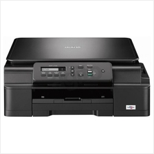 Brother DCP-J100 Multifunction Inkjet Printer Print, Copy, and Scan