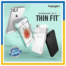 Original Spigen SGP Thin Fit Cover Case for iPhone SE / 5S / 5