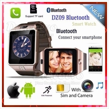 [FREE GIFT] Smart Watch DZ09 Android IOS Bluetooth Sim Card Camera