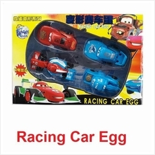 Racing Car Egg Surprise Eggs Toys For Kids Mini Figure