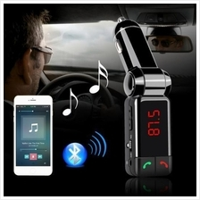 Bluetooth FM Transmitter MP3 Player & 2.1A USB Charger