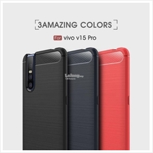 VIVO V15 / V15 Pro Durable Protection FIBER TPU Case