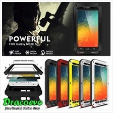 Love Mei Samsung Note 5 Powerful Small Waist Bumper Shockproof Case