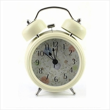 3 Inch Double Bell Desk Alarm Clock Korea Style Student Table Clock