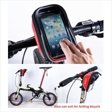 179. CBR Bicycle 5.5 inch Touchscreen Phone Front Bag