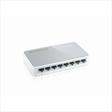 TP-LINK 8-Port 10/100Mbps Desktop Network Switch TL-SF1008D