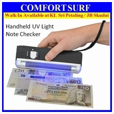 NEW Handheld Blacklight UV Portable Fake Money Bank Notes ID Detector