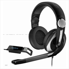 Sennheiser PC 333D GAME . Headsets . Dolby 3D Gaming . Free S&H