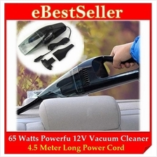 Handheld High Powerful Car Vacuum Cleaner for Wet & Dry