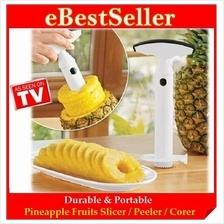 Latest NEW Easy Slicer / Peeler / Cutter Pineapple Fruits Corer