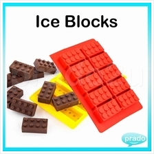 Prado Creative Silicone Ice Mold Blocks scs