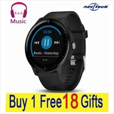 ~★Navitech★ New Original GARMIN Vivoactive 3 Music Multisport Wat