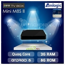 New! MINI M8S II - M8S CS918 ZIDOO PLUS HIMEDIA MXQ PRO MINIX MI BOX
