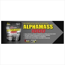 Alphabolic AlphaMass Protein 17lbs (Mass Gainer Protein+AMINO+BCAA)