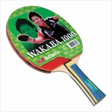 Butterfly Wakaba 1000 Table Tennis/ Ping Pong Racket (IMPORT)BAT