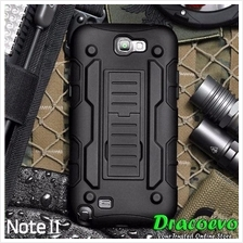 Samsung A3 5 7 8 Neo Hybrid 3 in 1 Slim Tough Armor Phone Case