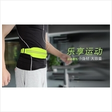 ROCK Waterproof Waist Running Jogging Sports Outdoor Elastic Bag Pouch