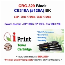 CANON CRG 329 LBP7010 LBP7018 BLACK Toner Compatible * NEW Sealed *
