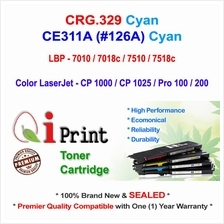 CANON CRG 329 LBP7010 LBP7018 CYAN Toner Compatible * NEW Sealed *