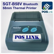 POS System-SGT-B58V Bluetooth Thermal Printer 58mm
