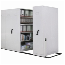 Office Hand Push Mobile Compactor Storage System 8 bay - damansara KL