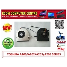 CPU Fan Toshiba Satellite A200 A202 A203 A205 Series