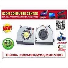 Laptop Cpu fan fit for Toshiba U500/M900/M910/M500 Series